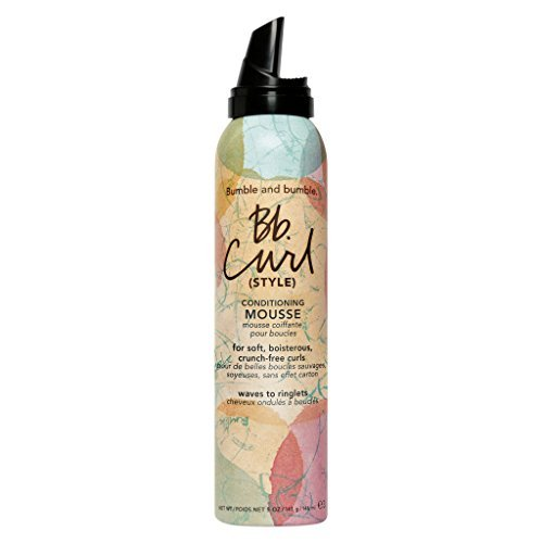 Bumble and Bumble Curl Style Conditioning Mousse 5 - Curly Style Hair Mousse