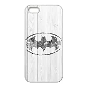 Black bat sign Cell Phone Case for iPhone 5S