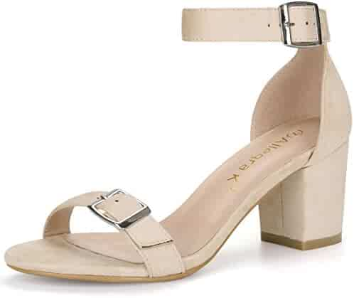 b282efc1e1554 Shopping Beige - Heeled Sandals - Sandals - Shoes - Women - Clothing ...