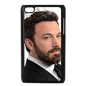 Hollywood Movie Star Ben Affleck Ipod Touch 4 Hard Snap-on Case, Good Will Hunting Back Cover For Ipod Touch 4