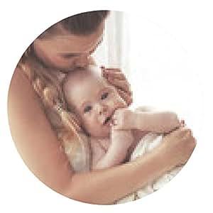 alfombrilla de ratón Madre con el bebé - ronda - 20cm