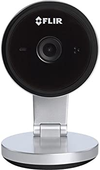 FLIR Secure 4MP Wi-Fi Camera with Color Night Vision
