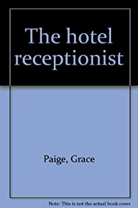 Paperback The hotel receptionist Book