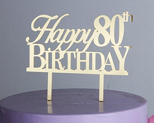 edible birthday numbers - 6