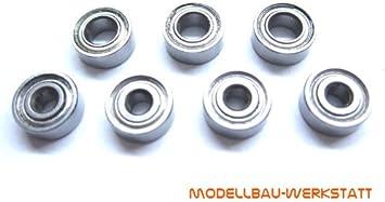 7 Kugellager für Kyosho Mini-Z MR015 MR01 MR02 MR03  /& F1
