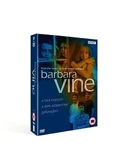 Barbara Vine 3-DVD Boxset ( A Fatal Inversion / A Dark Adapted Eye / Gallowglass ) [ NON-USA FORMAT, PAL, Reg.2.4 Import - United Kingdom ]