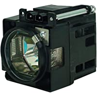 AuraBeam Professional JVC HD-65S998 Television Replacement Lamp with Housing (Powered by Philips)