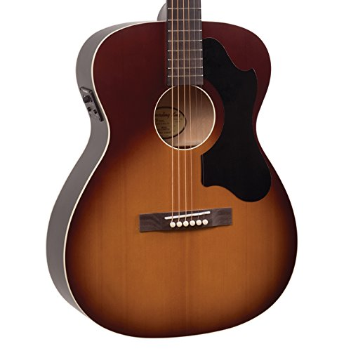 ROS-9-FE5-TS Recording King Series 9 000 acoustic/electric g