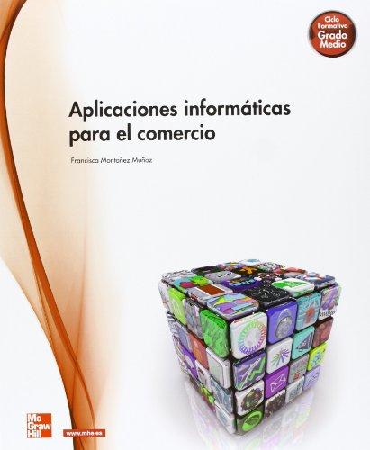 Aplicaciones informáticas para el comercio, grado medio