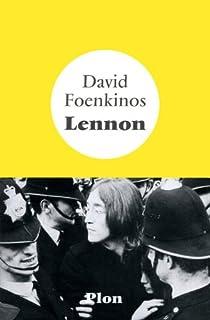 Lennon, Foenkinos, David