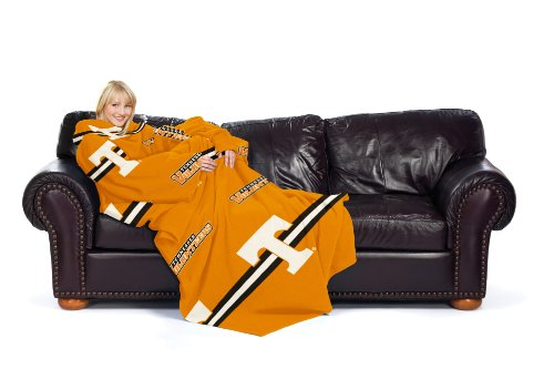 Northwest NCAA Tennessee Volunteers Tennessee Orange Striped Comfy ()