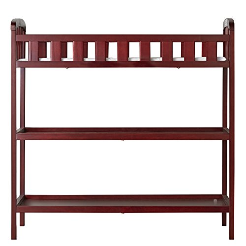 Dreamonme Emily Changing Table, Cherry