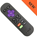 Amaz247 ARC101 Standard IR Replacement Remote for Roku 1, Roku 2, Roku 3, Roku 4 (HD, LT, XS, XD), Roku Express, Roku Premiere, Roku Ultra; DO NOT Support Roku Stick or Roku TV