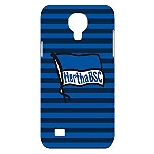 Hertha BSC Phone Case Perfect Hertha BSC Logo 3D Phone Case Snap on Samsung Galaxy S4 Mini