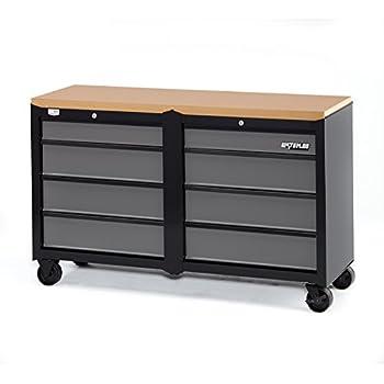 Amazon.com: 56 en. 23-drawer Herramienta Pecho y Rolling ...