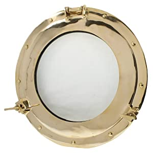 416eZNeLkXL._SS300_ 100+ Porthole Themed Mirrors For Nautical Homes For 2020