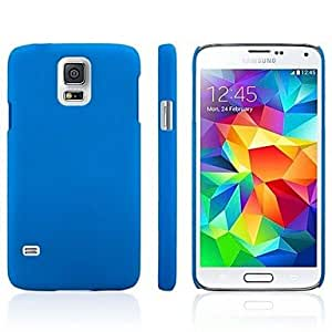 ZXM-Dulces colores Frosted Material de PC de nuevo caso de Shell protector para i9600 Samsung Galaxy S5