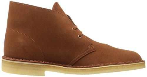 CLARKS Originals Men's Desert Boot Dark Tan Suede official site cheap price discount fashion Style buy cheap collections outlet shop offer discount for nice pB3J74MX1