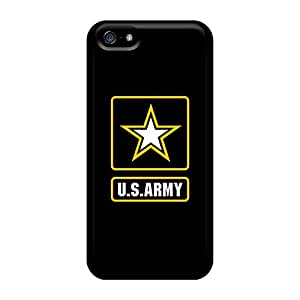 Defender Case With Nice Appearance (us Army) For Iphone 5/5s