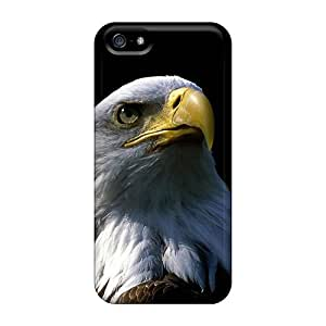 New Style JohnRDanie Hard Case Cover For Iphone 5/5s- Eagle