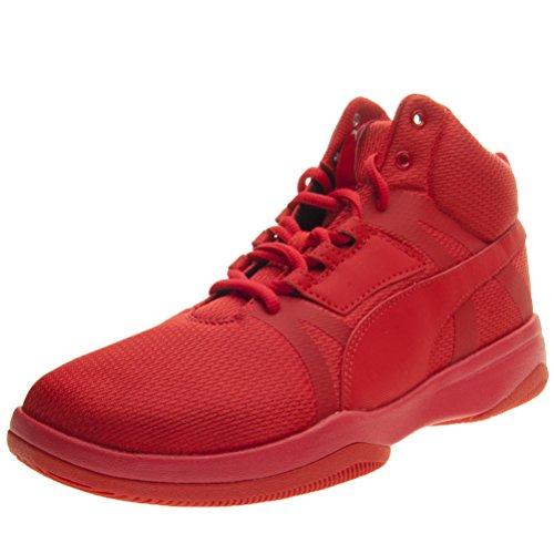 Puma , Herren Sneaker, rot - rot - Größe: 44 EU