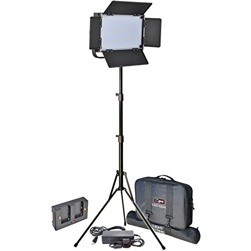 VidPro LED-604 Pro Studio Light Kit