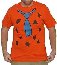 Fred Flintstone T-Shirt Costume The Flintstones