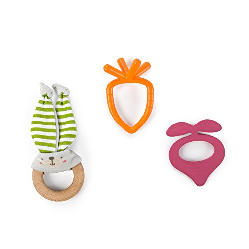 Bright Starts Bunny Bites Teething Set