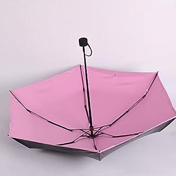HAN-NMC Paraguas paraguas,Rosa