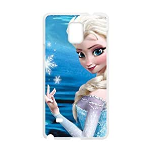 Frozen Cell Phone Case for Samsung Galaxy Note4 hjbrhga1544