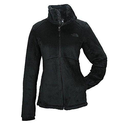 The North Face Womens Tech Osito Fleece Jacket, Black, Small