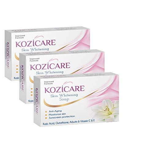 LD HealthVit Kozicare Skin Whitening Soap 75gm