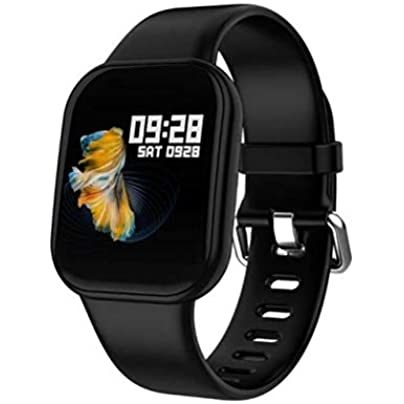 ZHLYQ smart wristband Smart watch blood pressure heart rate monitor waterproof sports fitness men and women Estimated Price £50.04 -