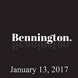Bennington, Jim Florentine, January 13, 2017