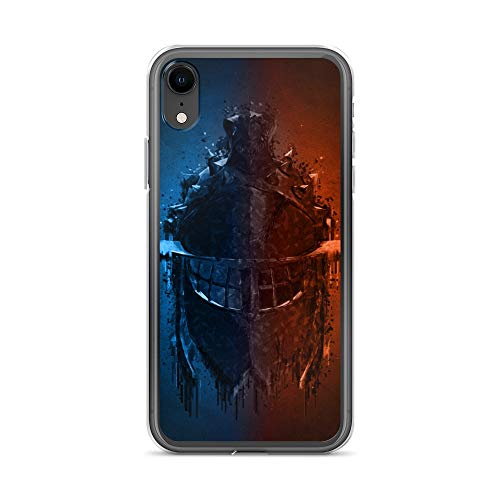 - iPhone XR Case Anti-Scratch Motion Picture Transparent Cases Cover Gladiator Action Movies Video Film Crystal Clear