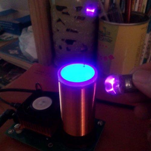 Music Tesla Coil Plasma Speaker