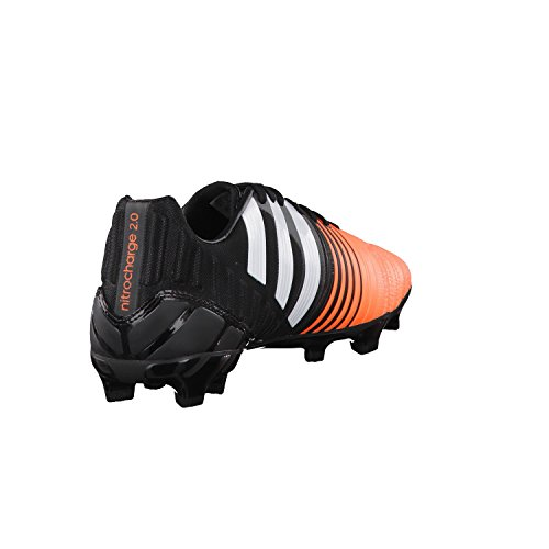 adidas Bota Nitrocharge 2.0 TRX FG Black-White-Flash orange Black-White-Flash orange