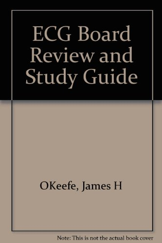 ECG Board Review and Study Guide