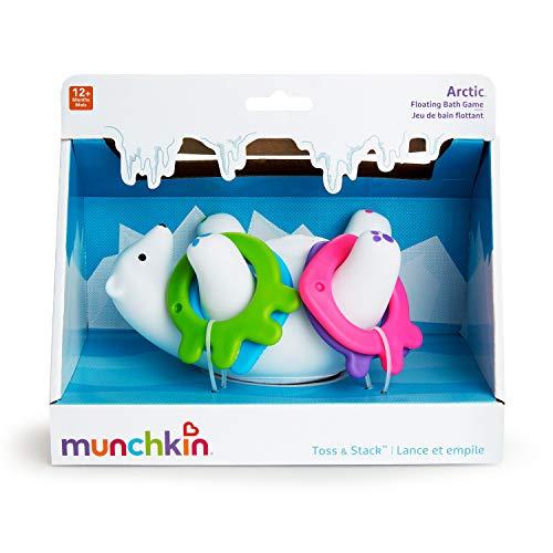 416egVgEc9L - Munchkin Arctic Polar Bear Bath Toy