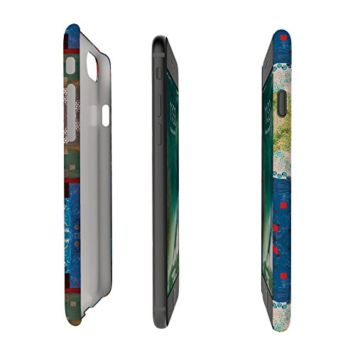 Koveru Back Cover Case for Apple iPhone 7 - Paint Pattern