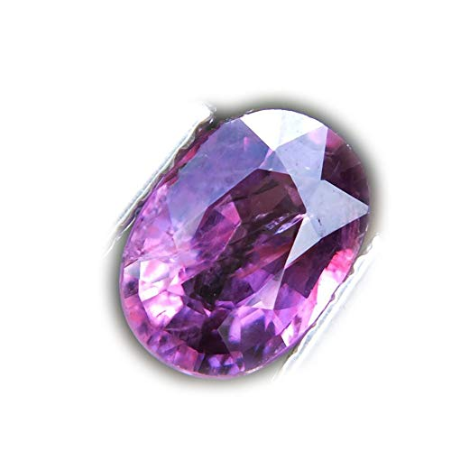 Lovemom 1.22ct Natural Oval Unheated Purple Sapphire Tanzania #R by Lovemom