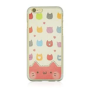Bird Pattern Slim Hard Cover for iPhone 6 Case (4.7 inch) PC 3D