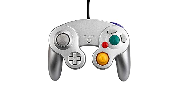 Amazon Com 2 X Assecure Compatible Silver Controller Pad Joypad For