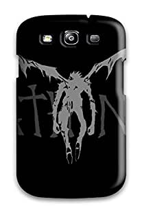 High Impact Dirt/shock Proof Case Cover For Galaxy S3 (death Note Android )