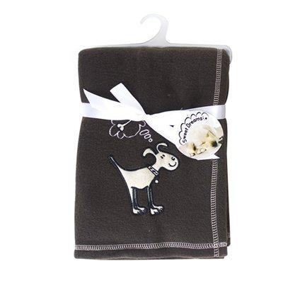 5 X  Sweet Dreams  Fleece Pet Blanket Ideal For Dogs & Puppies