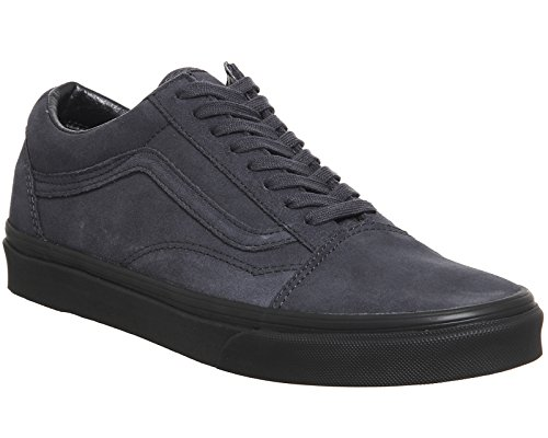 VANS SNEAKERS OLD SKOOL BLU-NERO 8G159F - 40.5, BLU