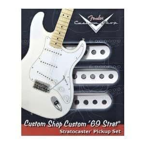 Fender Custom '69 Stratocaster Pickups on