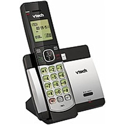 VTech CS5119 DECT 6.0 Cordless Phone - 1 Handset (Certified Refurbished)