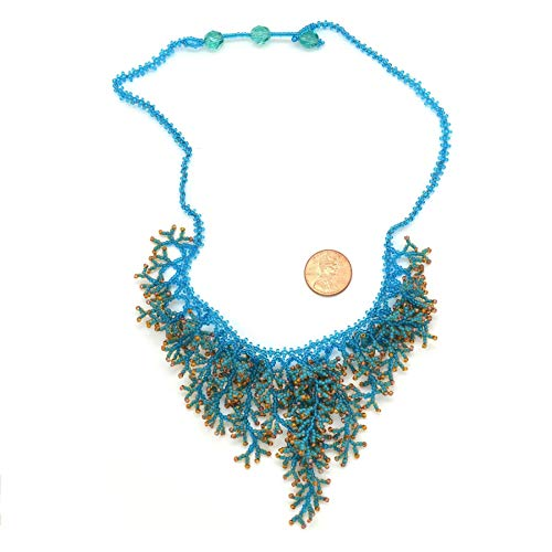 Buy coral branch necklaces