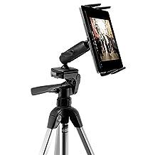 Arkon Heavy Duty Tripod Bolt Tablet Mount for iPad Air 2/Air, iPad 4/3/2, Samsung Galaxy Note 10.1/Galaxy Tab Pro 12.2 (TABRMTRI)